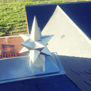 Décoration de toiture